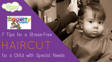 7 Tips for a Stress-Free Haircut for a Child with Special Needs