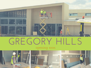 New salon opening soon at Gregory Hills