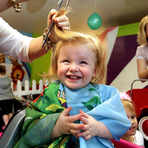 Does Your Child Have A Fear Act Out Or Dislike Getting Their Haircut