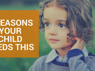5 Reasons Your Child Needs This