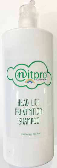 Nitpro Headlice Prevention Shampoo - 1 Litre