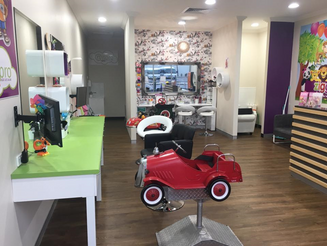 New salon now open at Gregory Hills!