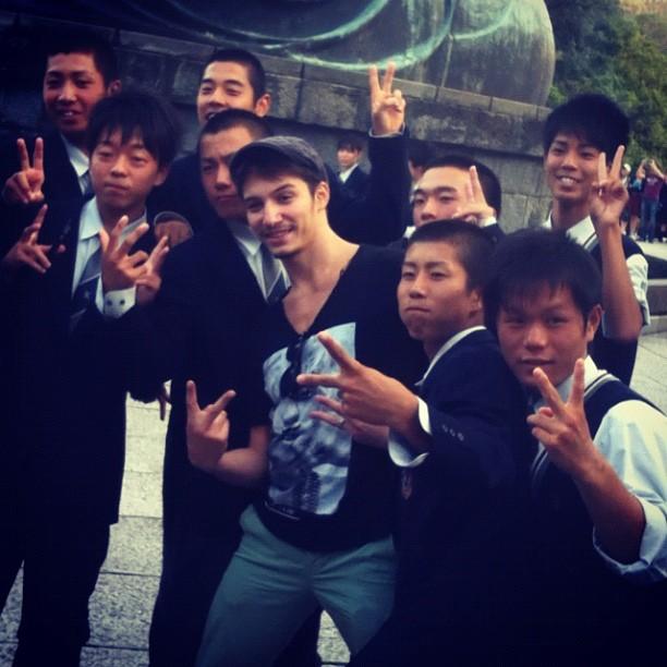 Ils sont fous ses Japonnais! #Tokyo #Bud