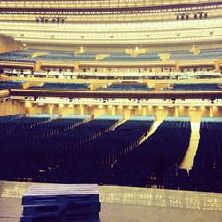 Théâtre du Kremlin.. Dernière de NDP...