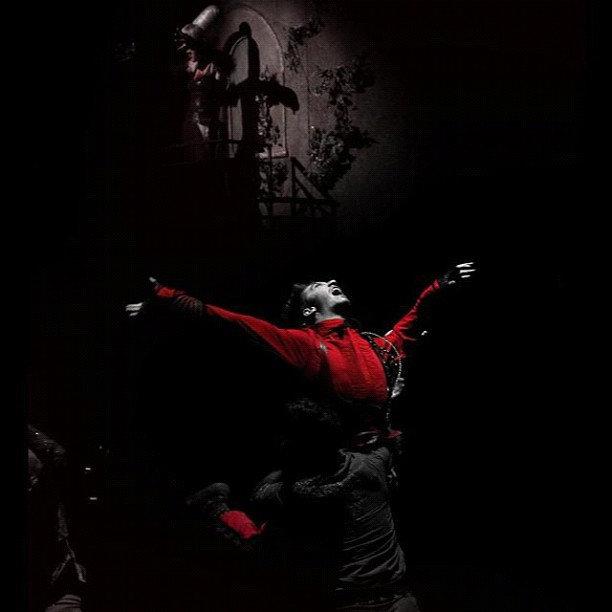 Roméo et Juliette !! Dernier show!! Aaah