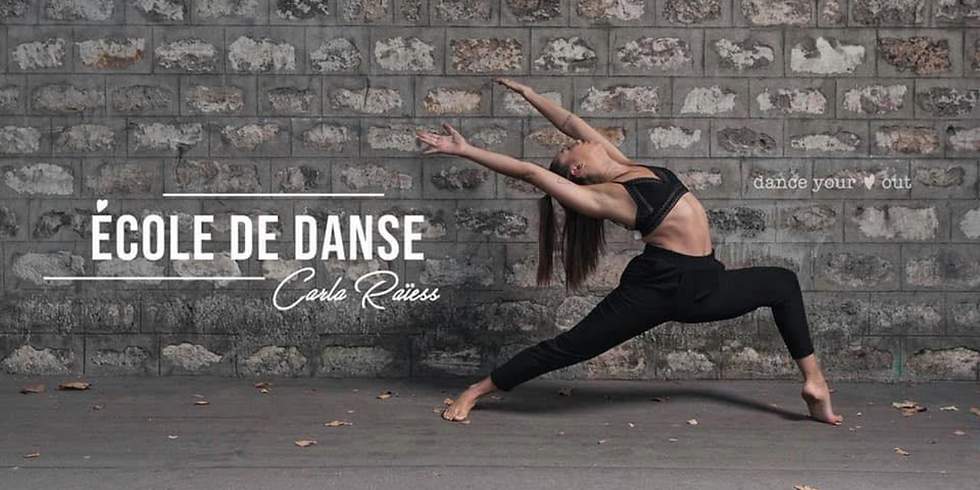 Ecole de Danse Carla Raïess