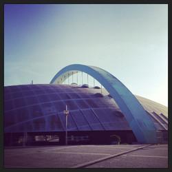 Il fait beau à Marseille! Demain retour