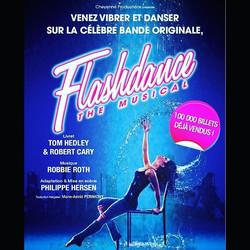 1ère de la tournée Flashdance ce soir..