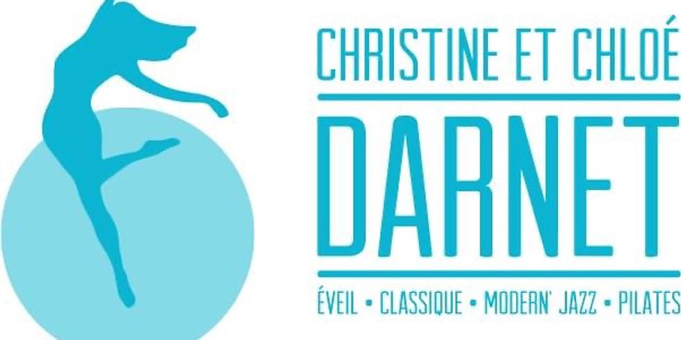 Christine et Chloé Darnet