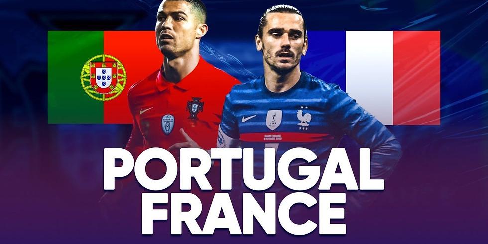 Portugal France- Euro 2020 avec l'Alliance Française