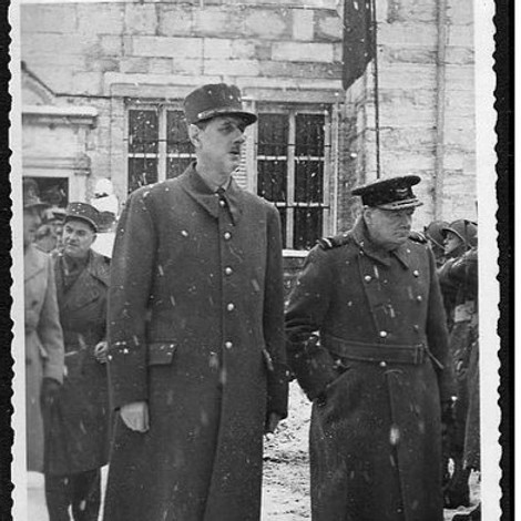 18 Juin/ De Gaulle/ Churchill
