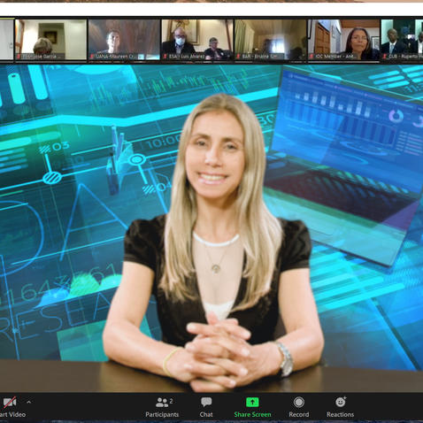 Full integration with Zoom meetings
