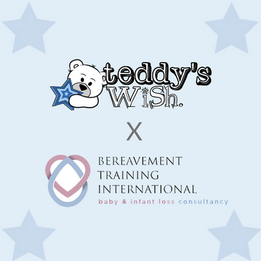 Teddy's Wish x Bereavement Training International