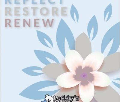 Reflect, Restore, Renew - 2019