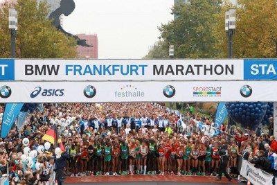 The BMW Frankfurt Marathon