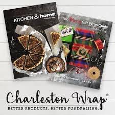 Charleston Wrap Fundraiser now til 10/10/2018!