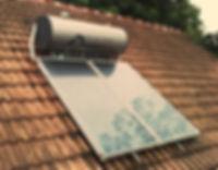 Agrosol Solar Water Heating System Kenya