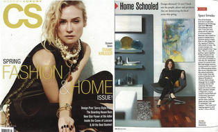 CS Modern Luxury Magazine
