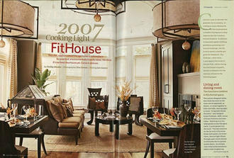 Cooking Light magazine's 2007 Fit House