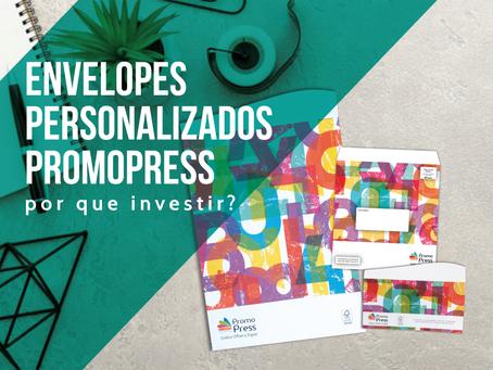 Envelopes Personalizados Promopress – Por que investir?