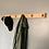 Thumbnail: Modern Coat Rack (Oak)