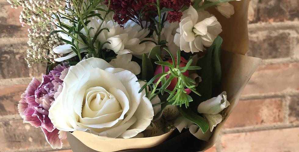 Wrap-a-noogen Bouquets!