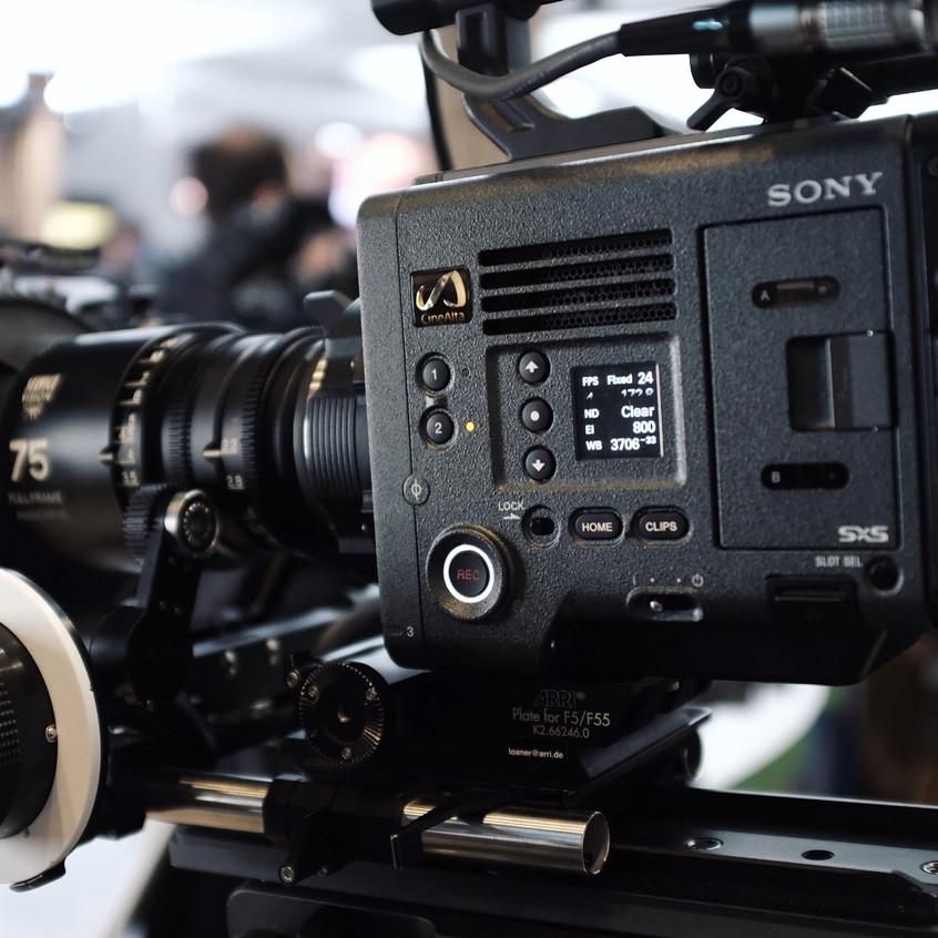 New Sony Venice