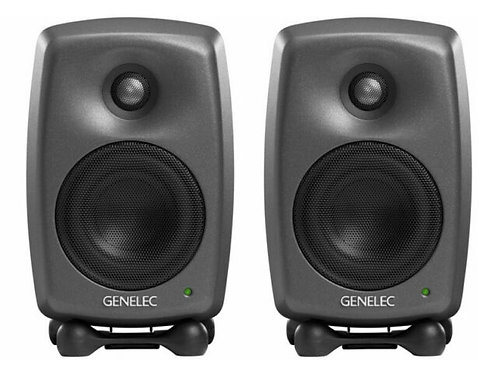 Genelec 6010A Studio Monitor Pair