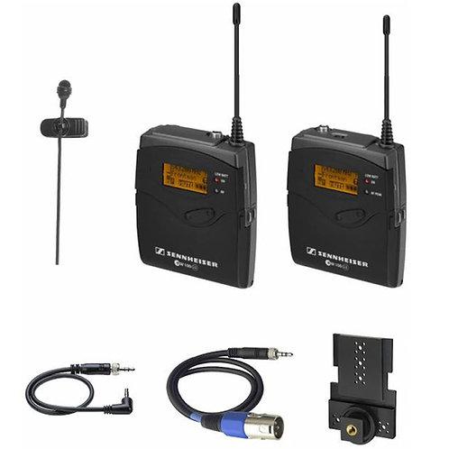 Sennheiser G3 EW100 Radio Mic Kit