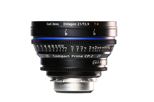 Zeiss Compact Prime CP.2 21MM