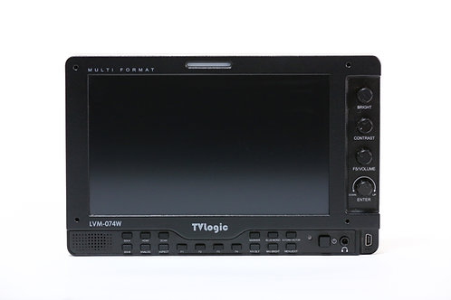 "TVLogic LVM-074W 7"" Monitor"