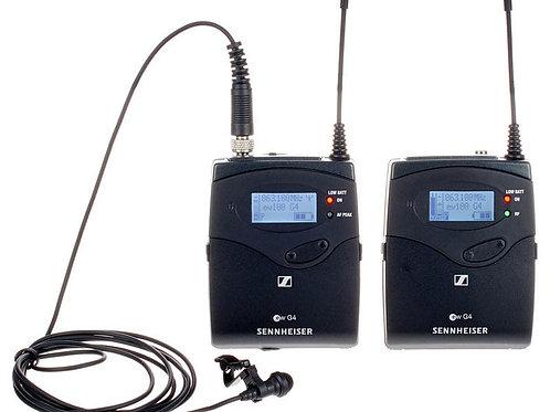 Sennheiser G4 Radio Mic Kit