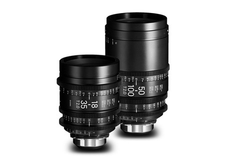 Now Available: Sigma Cine Zooms
