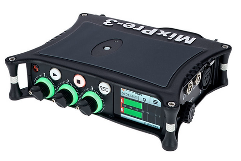 Sound Devices MixPre-3 Mixer/Recorder