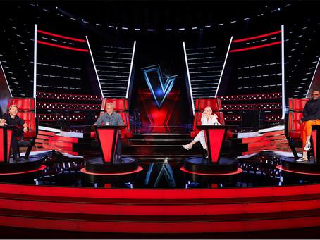 The Voice UK 2021 - ITV 1