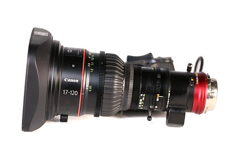 Canon CN7 17-120MM 4K Zoom