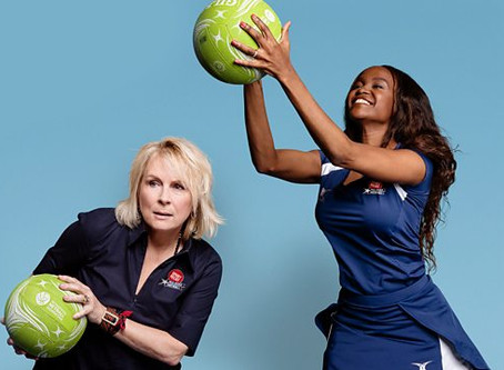 All-Star Netball for Sport Relief - BBC One