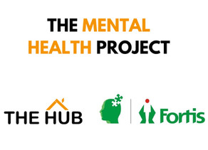 THE MENTAL HEALTH PROJECT: THE HUB BENGALURU X FORTIS MENTAL HEALTH