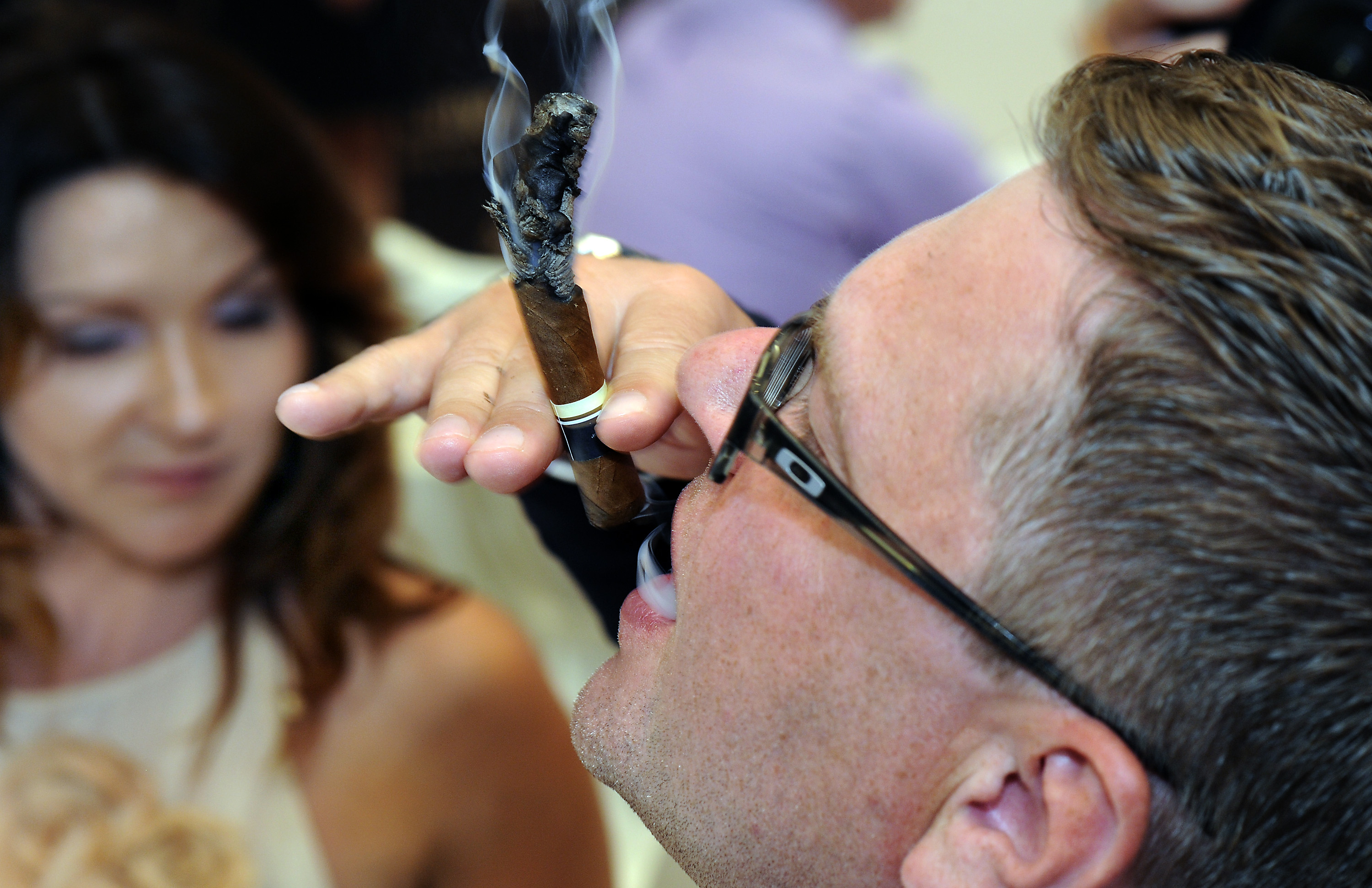 Cigar Smoking World Championship 13