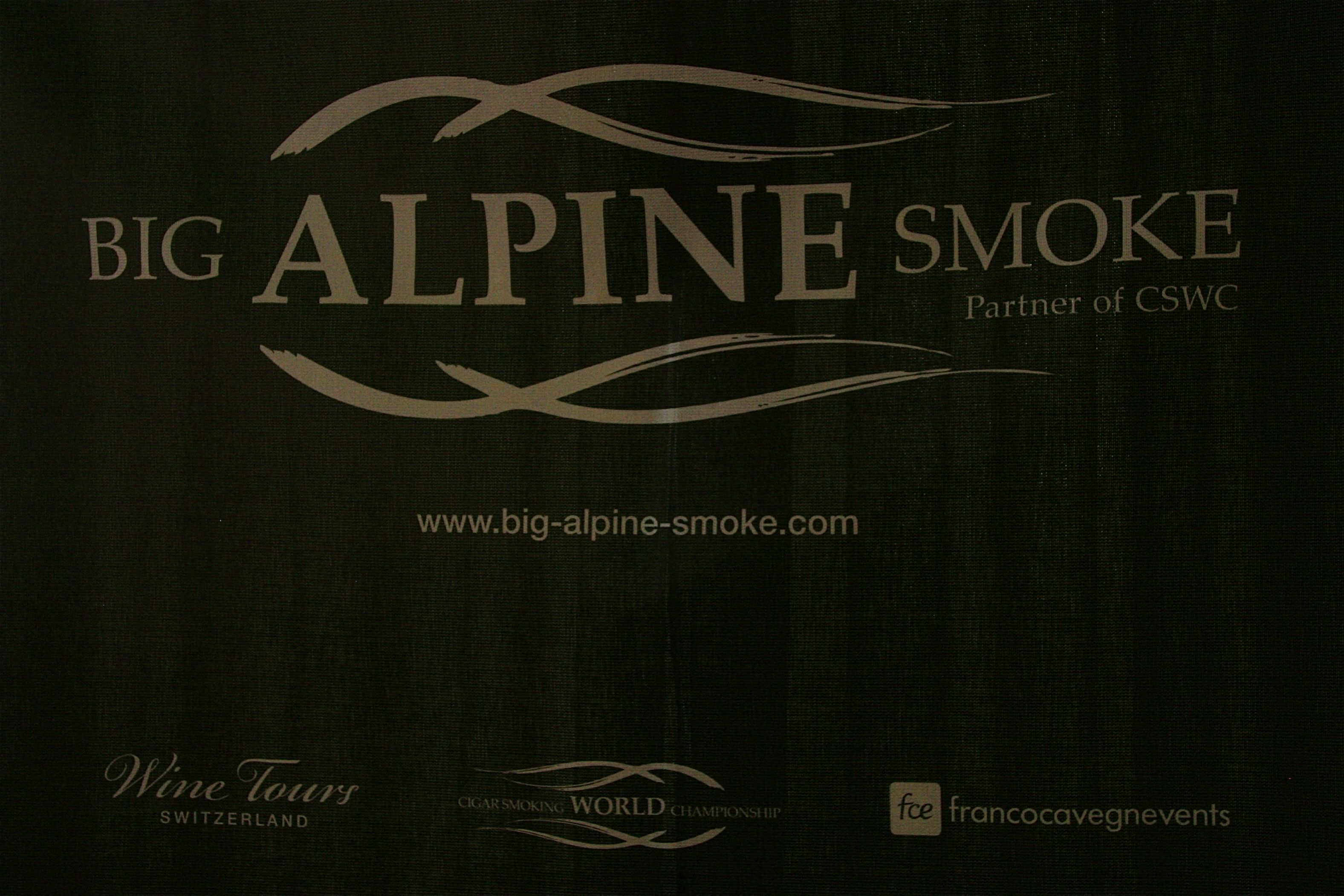big alpine smoke 14