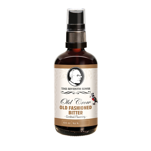 OLD CROW – OLD FASHIONED BITTER