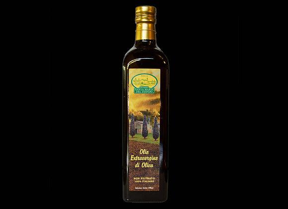 OLIO EXTRAVERGINE DI OLIVA, 750 ml
