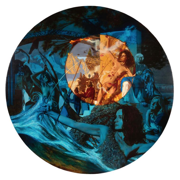 Time, 2020 oil on canvas 120x120cm.jpg -