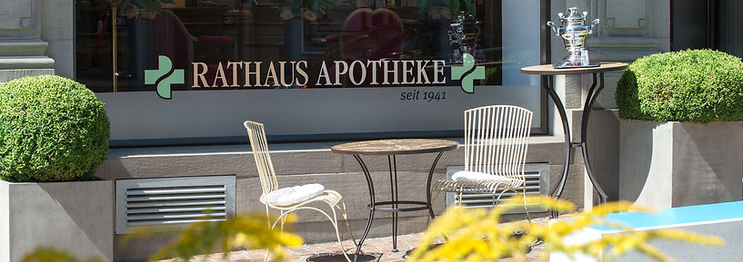 Rathaus Apotheke Frauenfeld