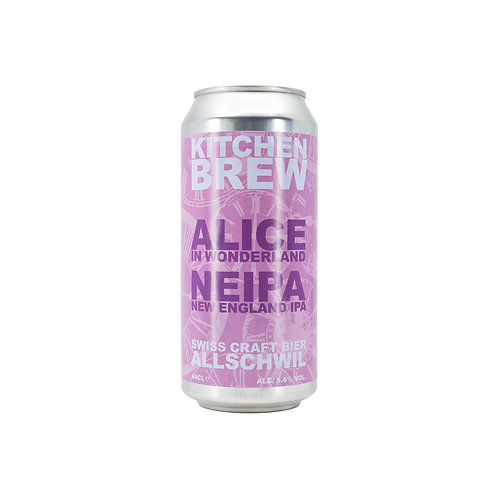 KITCHEN BREW Alice in Wonderland NEIPA (Dose)