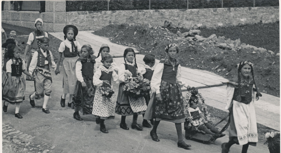 Trachtenfest 1931
