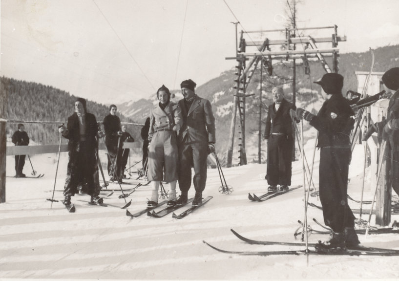 Klosters Selfranga Skilift Erîffnung 1938.jpg