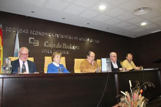 Presentación del Tomo XII del Curso Apuntes para la Historia de la Ciudad de Badajoz