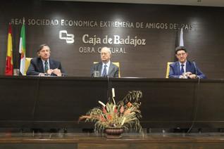 """""""Conversaciones en Extremadura"""" con D. Juan José Brugera, 18/11/2016"""