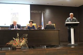 """Presentación del libro """"Velvur, el Druida"""" 16/11/2016"""